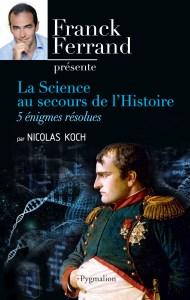Première de couverture Science Histoire Pygmalion