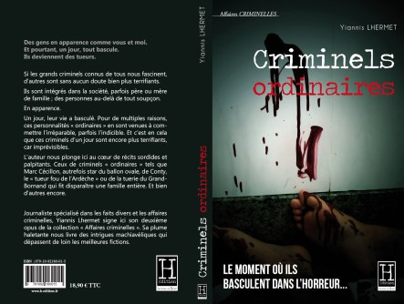 couverture Criminels ordinaires 2