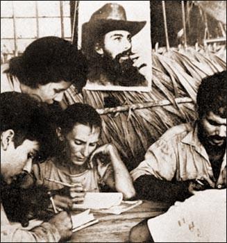 Resultado de imagen para campana de alfabetizacion en cuba