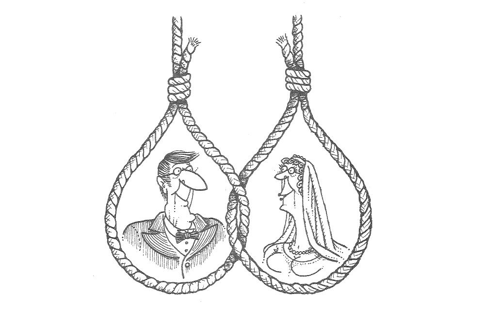 il galateo della stampa: le partecipazione di matrimonio.