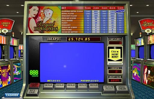 ビデオポーカーとポーカーは全く別のゲーム