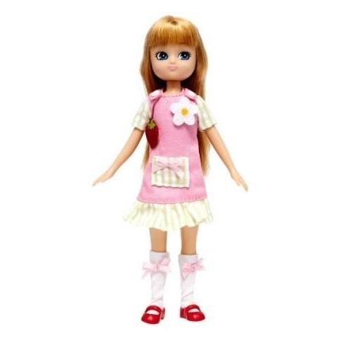 Poupée mannequin rose pour petite fille