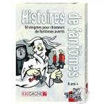Jeu d'énigme Histoires de fantômes - Black Stories junior