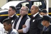 Javier Duarte ex-gouverneur de Veracruz accusé de corruption extradé du Guatemala !
