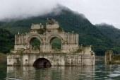 Chiapas – La sécheresse fait réapparaître une église du XVIe siècle !