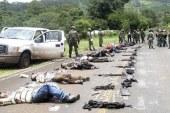 La violence criminelle a encore explosé cette année au Mexique !