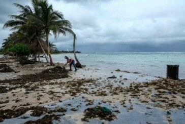 L'ouragan Franklin touche terre dans l'est du Mexique