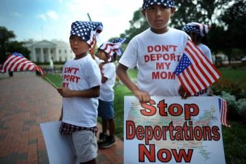 USA/ Mexique – 800 000 jeunes immigrés sous la menace d'une expulsion !