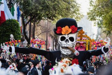 VIDEO. Mexique : un «jour des morts» en hommage aux victimes du séisme !