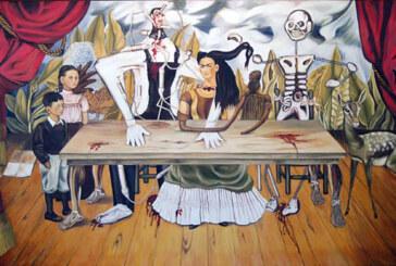 Insolite – Recherche tableau de Frida Kahlo désespérément !