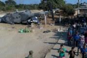 Séisme au Mexique – Un village sous le choc après l'accident d'hélicoptère !