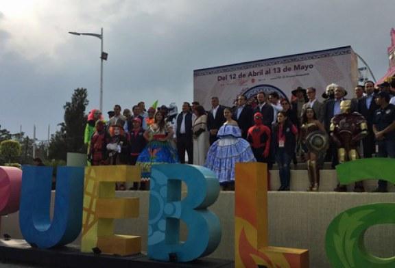 La Feria de Puebla met la France à l'honneur du 12 avril au 13 mai !