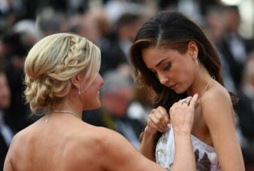 Festival de Cannes 2018 – Une histoire de seins sur le tapis rouge ! (Video)