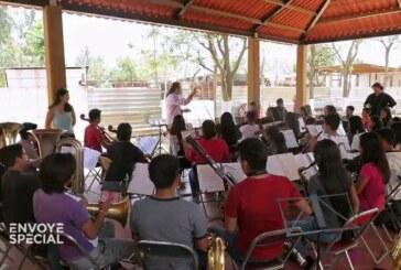 Mexique – Des enfants défavorisés jouent «la Cinquième» de Beethoven ! (Video)