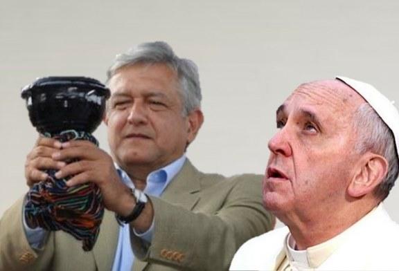 Le Vatican dément toute participation du pape au processus de paix du Mexique !