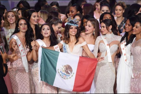 La magnifique Miss Mexique sacrée Miss Monde 2018 ! (Video)