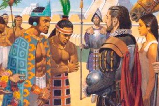 Veracruz commémore cette année les 500 ans de l'arrivée d'Hernan Córtes au Mexique ! (Video)