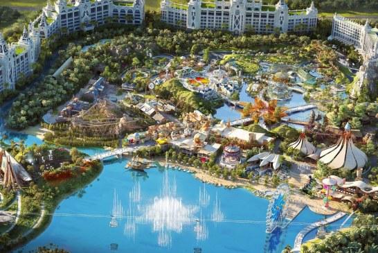 Un parc d'attractions «Cirque du Soleil» prévu à Nuevo Vallarta en 2020 !