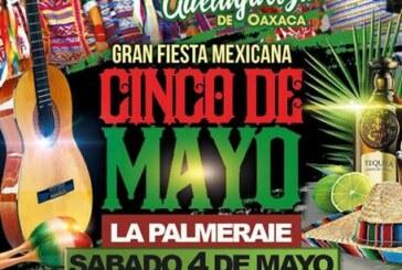 PARIS – Cinco de MAYO … Fiesta « mexicana » à la Palmeraie !