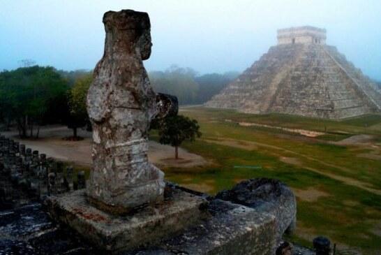 Les mystères de la zone archéologique maya de «Kuluba» au Yucatán ! (Video)