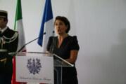 14 juillet – Intervention de l'Ambassadrice Anne Grillo à l'occasion de la Fête Nationale !
