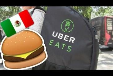 Uber Eats – Au Mexique, livreur à vélo est un métier à risque ! (Video)