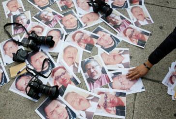 En une semaine, trois journalistes assassinés au Mexique !