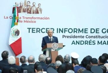 Le 1er rapport gouvernemental a été «fact-checké» par les médias mexicains !