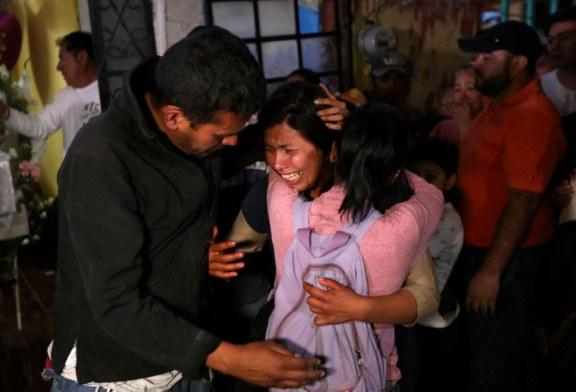Enlevée et torturée : le meurtre de la petite Fatima, 7 ans, choque le Mexique !