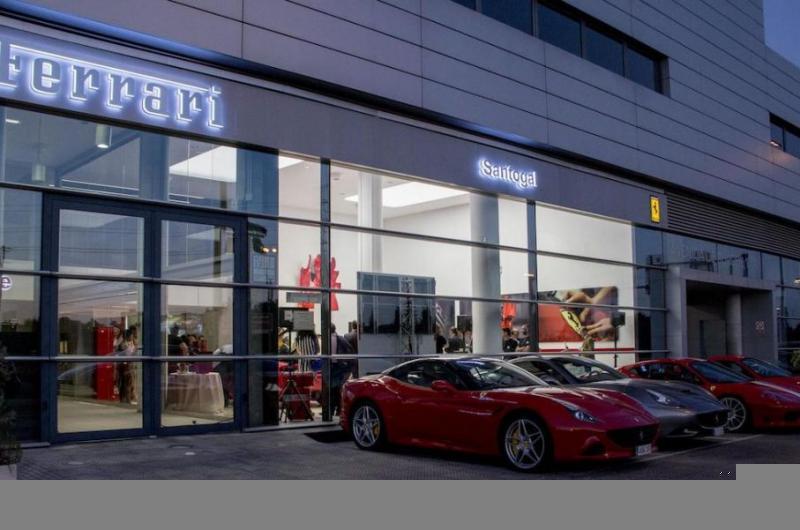 Ferrari Dealership Opens In Caracas And Networks React La Prensa De Lara Archyde