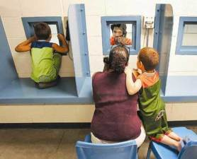 Children with Incarcerated Parents