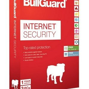 BullGuard Internet Security 1-PC 1 jaar OEM + 100MB *ESD*