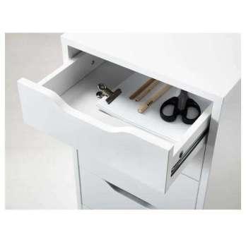 Ikea Alex Drawer White