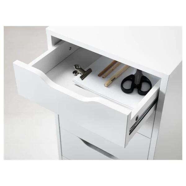 Ikea-Alex-Drawer-White
