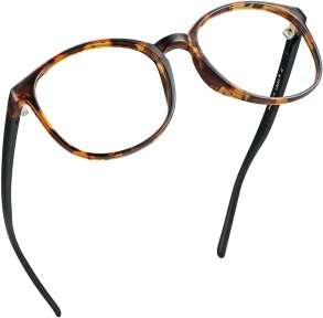 LifeArt Blue Light Blocking Glasses, Anti Eyestrain, Computer Reading Glasses