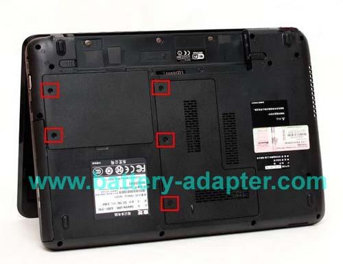 Replace Toshiba Satellite C630 C640