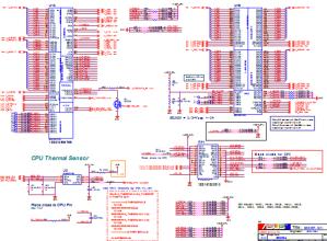 Laptop Asus Z62Ha schematic diagram – Laptop Schematic
