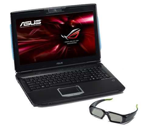 ASUS G73SW 3D DRIVERS DOWNLOAD