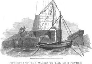 costruzione del faro