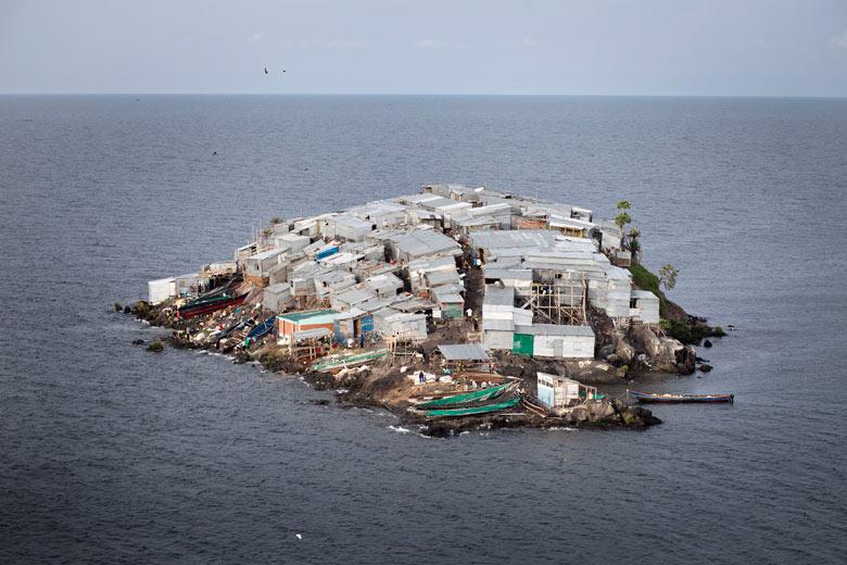 Migingo Island, Kenya