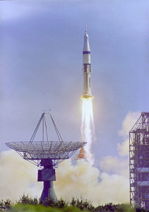 338px-Apollo_7_Launch_-_GPN-2000-001171