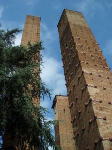 Torri a Pavia