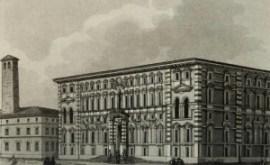 Collegio Borromeo a Pavia, 1832