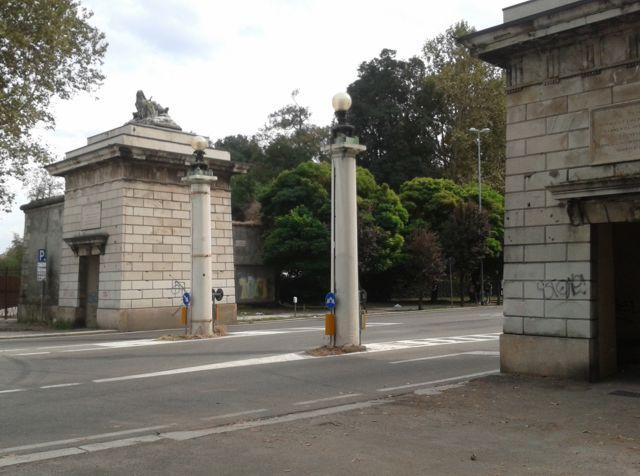 Porta Milano a Pavia