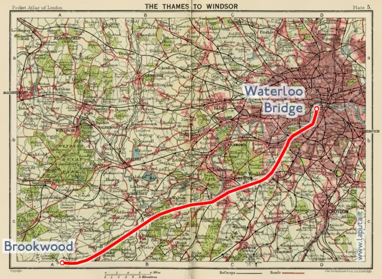 LNC-map