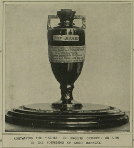 The Ashes 1921