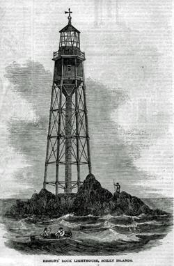 Bishop Rock, 1849