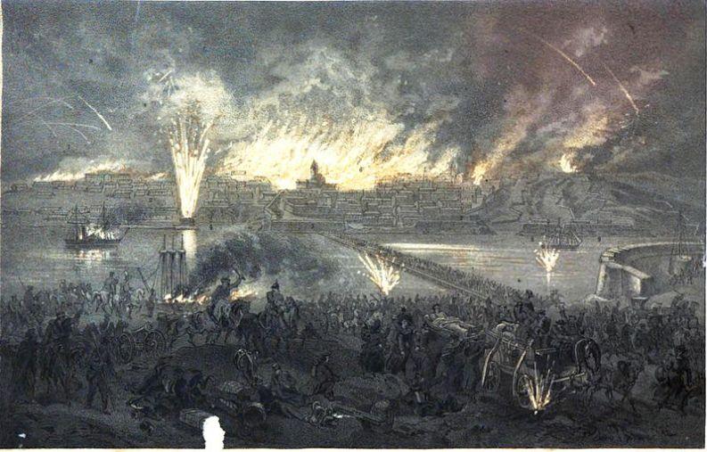 Sebastopol_9th_September_1855_George_Dodd
