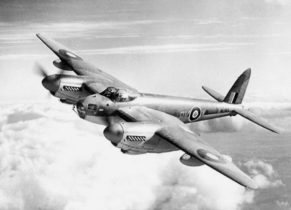 De Havilland Mosquito B.XVI, Royal Air Force 1944