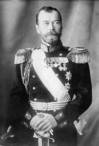 Lo Zar Nicola II Romanov.